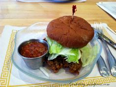 Sunflower Vegetarian Restaurant in Falls Church, VA.