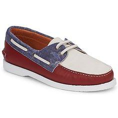 Zapatos para hombre, nauticos de colores de la marca Etro - zapatohombre