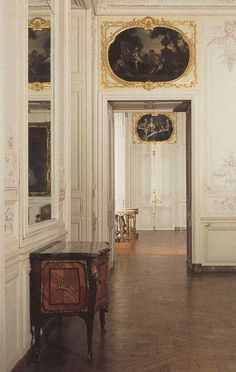 Madame de Pompadour's apartments at Versailles