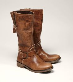 American Eagle boots! I really like these!