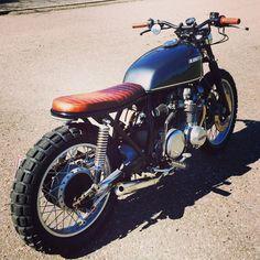 Kawasaki KZ650 Scrambler