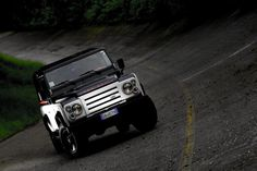Land Rover Defender-wahh makes me miss ours, and nantucket!!