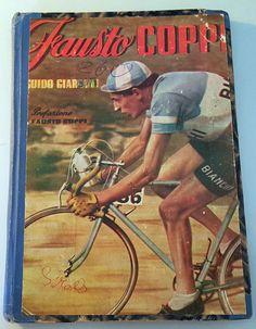 Libro Fausto Coppi a cura di Guido Giardini. 1949 | eBay
