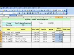 ▶ Microsoft Excel Tutorial for Beginners #23 - Date & Time Pt.4 - Time Calculations & Formatting - YouTube