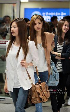 Seohyun Yuri Yoona