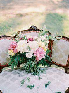 Peony wedding inspiration