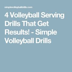 4 Volleyball Serving Drills That Work! To get your team serving effectively when the pressure is on it is important to carry out volleyball serving drills continually. A team may well serve much better when. Volleyball Serving Drills, Volleyball Drills For Beginners, Volleyball Skills, Volleyball Memes, Volleyball Training, Basketball Tricks, Volleyball Workouts, Coaching Volleyball, Receptions