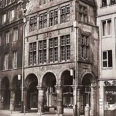 Café Kleimann, 50ger Jahre