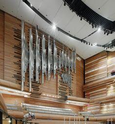 modern pipe organ design - Google Search