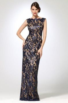 Cache Lace Gown...