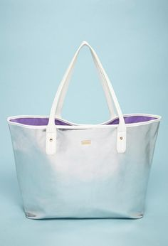 ban.do The Everything Tote http://picvpic.com/women-bags-shoulder-bags/forever21-ban-do-the-everything-tote#Silver?ref=PCFeTk