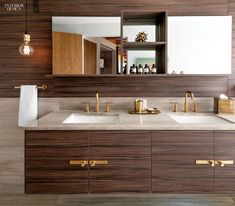 A bathroom at L'Horizon Resort and Spa in Palm Springs, California by Steve Hermann Design. Interior Design Magazine, Palm Springs Hotels, Leading Hotels, Outdoor Retreat, Relaxing Bath, Hotel Spa, Bathroom Inspiration, Bathroom Ideas, Arquitetura