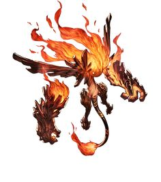 Fire Elemental | THEATRE | Granblue Fantasy