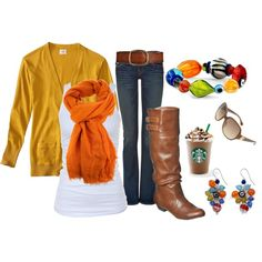 I love these colors!, created by chelseawate on Polyvore