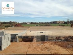 Foundation! The beginning of the Construction of our new office! #bgbraces #ComptonOrtho www.bgbraces.com Dr. Thomas Compton, 315 New Towne Drive, Bowling Green, KY 42103 Compton Orthodontics