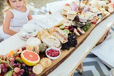Wedding Platters by Deep Love Picnics.