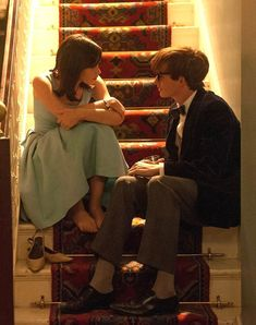 'The Theory of Everything' by James Marsh. An in-depth biographical look at the life and love of Stephen and Jane Hawking. Sublimely acted by Eddie Redmayne and Felicity Jones with enough heart to leave a fair few lumps in your throat throughout. Stephen Hawking, Movie Couples, Cute Couples, Love Movie, Movie Tv, Movie Scene, Emperors New Groove, Felicity Jones, Film Serie