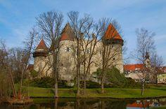 Burg Heidenreichstein, Niederösterreich, Østerrike. Foto: Arnold Weisz ©