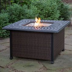Free Shipping Buy Better Homes And Gardens Colebrook 37 Gas Fire Pit At Beach