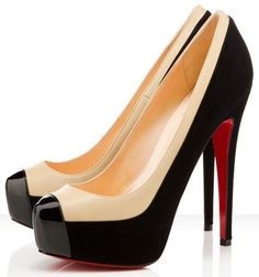 Classy high-heeled shoes. For more shoes, go to - http://sussle.org/t/High-heeled_footwear