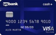 US Bank Cash+ Visa Signature Card Application