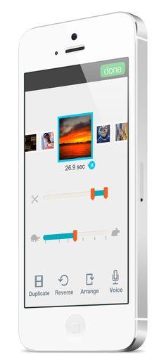 Lightt App for iPhone on App Design Served