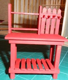 So Mini Projects: Potting Bench