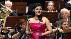 """Semi-Final 2013: Aya Wakizono sings """"Una voce poco fa"""", Il barbiere di S..."""