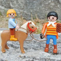 #playmobil #toy #pony #stripe #cute #orange #kidult #플레이모빌 #키덜트 #수집 #승마 #toydiary