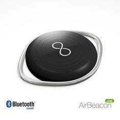 "Ifinity introduces AirBeacon – battery-less ibeacon extracting power from ambient electromagnetic waves..""embeacon?""-Gbau"