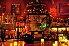 dive bar interior - Google Search