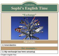 Vocabulário: Exchange