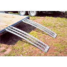 Five Star Loading Ramp Set - 60in.L x 12in.W, 5,000-Lb. Capacity by Five Star Ramps. $239.99. The Five Star 60in.L x 12in.W Aluminum Loading Ramp Set is designed to the highest standards to help you get your cargo loaded safely, quickly and easily. Ideal for loading ATVs, snow throwers, lawn tractors, or just about anything else you can wheel onto a truck bed or trailer. Sold as a pair. U.S.A. Ramp Width (in.): 12, Ramps (qty.): 2, Load Capacity (lbs.): 5,000, Material Type: ...