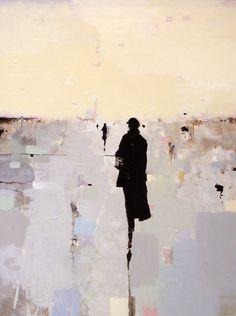 Geoffrey Johnson - Study for Figure