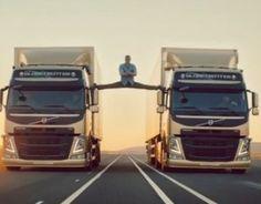 Volvo Trucks – The Epic Split feat. Van Damme | Fun & Misc