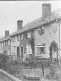 Graham Young's family home