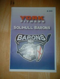 2006/7 solihull #barons v  #telford tigers ice #hockey programme,  View more on the LINK: 	http://www.zeppy.io/product/gb/2/371763594019/