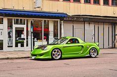 #Toyota #Mr2 #supercar