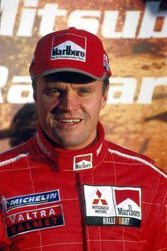 Tommi Mäkinen, rally driver