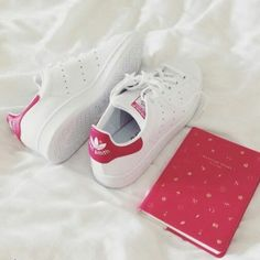 Adidas stan smith in pink, will you be mine?