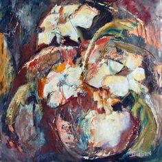 """Saatchi Online Artist Sharon Sieben; Painting, """"Still Life XI"""" #art"""