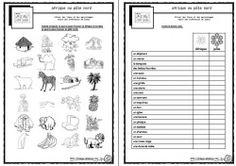 Exercices de lecture/écriture - (page 11) - Dix mois