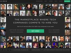 hired #recruiting #app