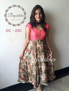 DC - 261For queries kindly inbox orEmail - deepshikhacreations@gmail.com Whatsapp / Call -  919059683293 12 June 2016 29 November 2016