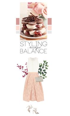 """Styling Is A Beautiful Balance"" by fashion-confidential ❤ liked on Polyvore"