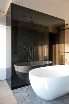 Luxury Bathroom Master Baths Paint Colors is agreed important for your home. Whether you pick the Luxury Master Bathroom Ideas or Luxury Bathroom Master Baths With Fireplace, you will make the best Small Bathroom Decorating Ideas for your own life. Luxury Master Bathrooms, Dream Bathrooms, Beautiful Bathrooms, Master Baths, Modern Room, Modern Bathroom, Small Bathroom, Bathroom Ideas, Bathroom Storage