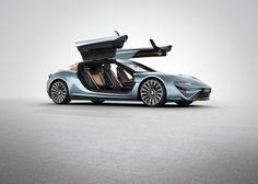 Salt water-powered electric car prototype approved for roads in Europe