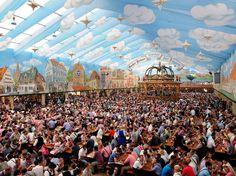 Munich, Vienna, and More: The World's Best Oktoberfests - Condé Nast Traveler Oktoberfest Beer, Octoberfest Party, Beer Brewery, Festivals Around The World, Beer Festival, Travel Usa, Travel Tips, Places To See, Austria