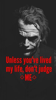 The Joker - Heath Ledger Quotes Best Joker Quotes. The Joker - Heath Ledger Quotes. Why So serious Quotes. Batman Joker Quotes, Joker Qoutes, Best Joker Quotes, Joker Pics, Badass Quotes, Heath Ledger Joker Quotes, Joker Batman, Epic Quotes, Dark Quotes