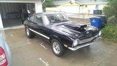 "972 Ford Maverick ""DRAG RACE CAR"""